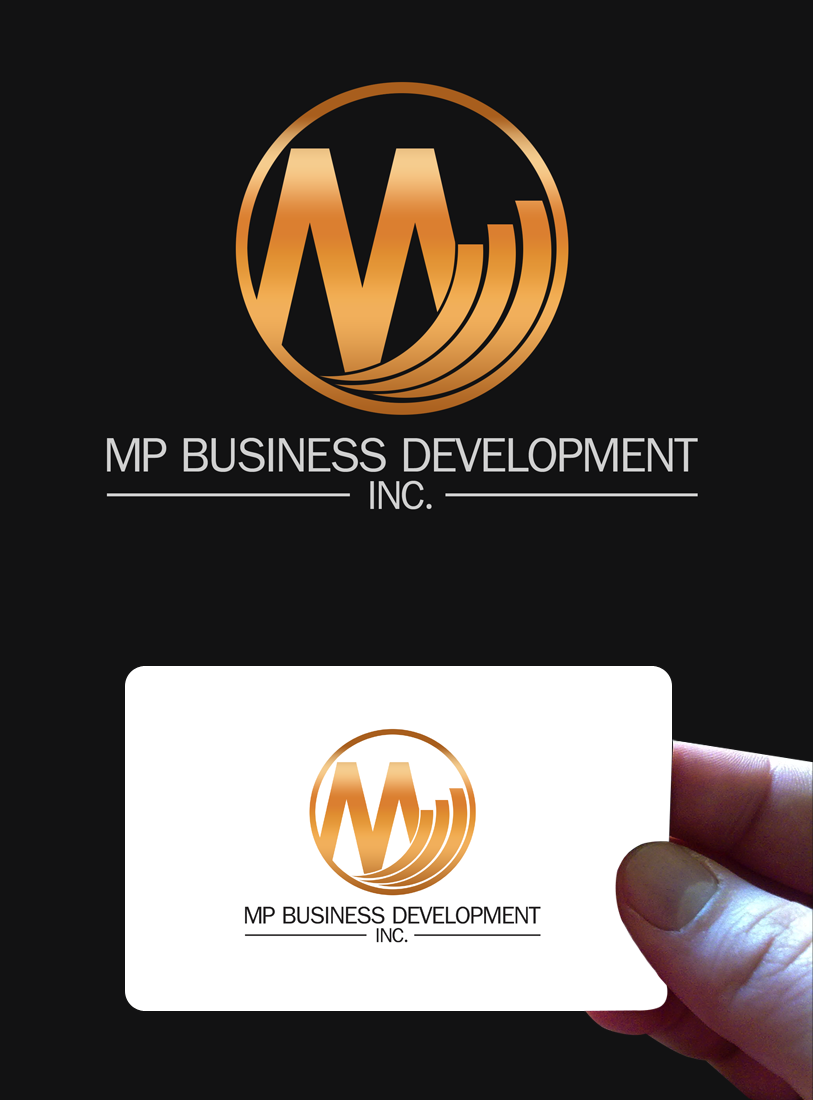 Logo Design by Private User - Entry No. 203 in the Logo Design Contest MP Business Development Inc. Logo Design.
