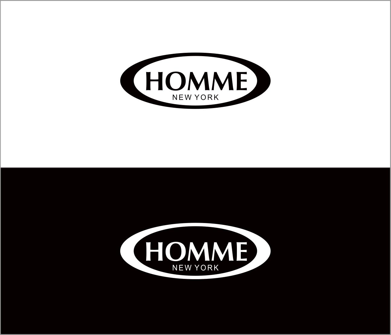 Logo Design by Armada Jamaluddin - Entry No. 36 in the Logo Design Contest Artistic Logo Design for HOMME | NEW YORK.