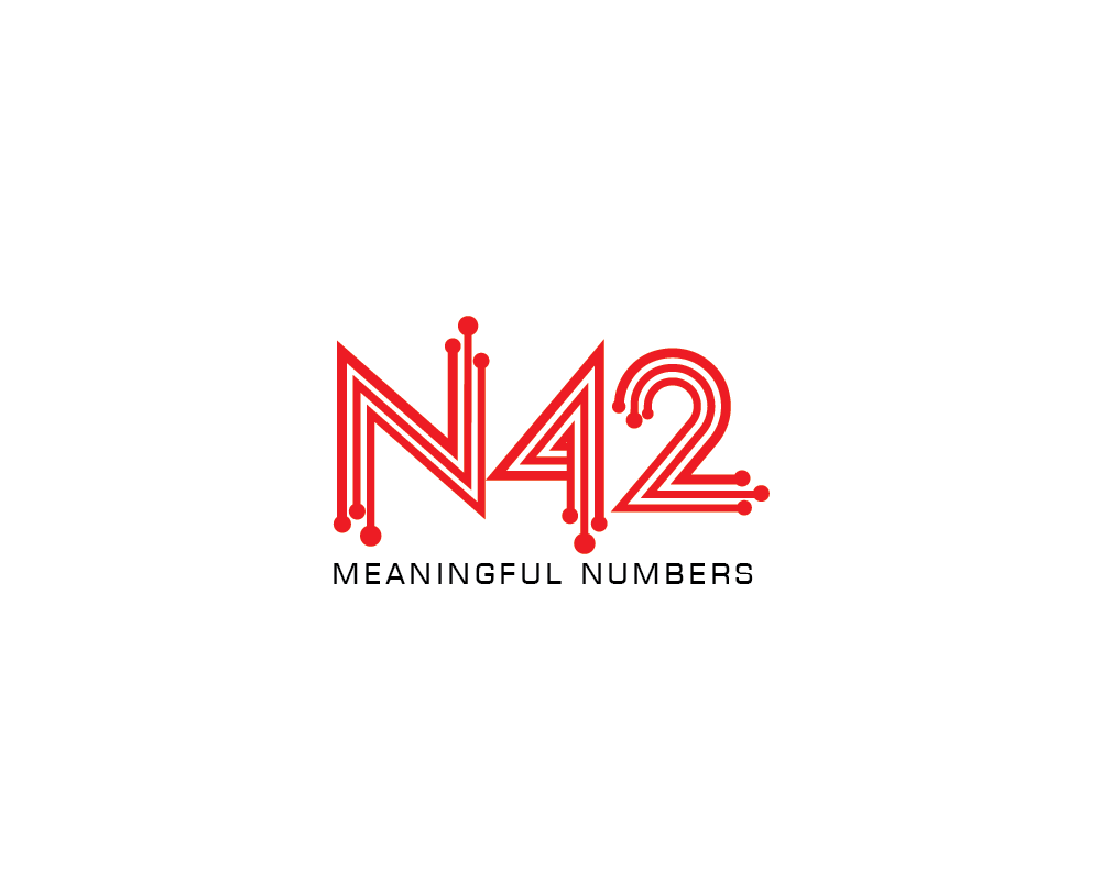 Logo Design by roc - Entry No. 91 in the Logo Design Contest Artistic Logo Design for Number 42.