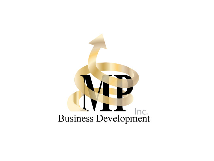 Logo Design by Nirmali Kaushalya - Entry No. 208 in the Logo Design Contest MP Business Development Inc. Logo Design.