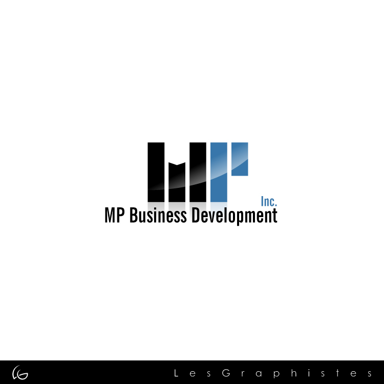 Logo Design by Les-Graphistes - Entry No. 209 in the Logo Design Contest MP Business Development Inc. Logo Design.