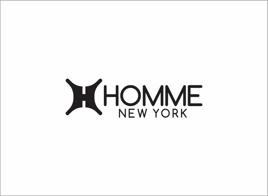 Logo Design by Armada Jamaluddin - Entry No. 37 in the Logo Design Contest Artistic Logo Design for HOMME | NEW YORK.