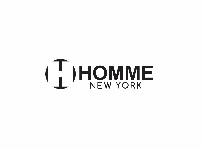 Logo Design by Armada Jamaluddin - Entry No. 38 in the Logo Design Contest Artistic Logo Design for HOMME | NEW YORK.
