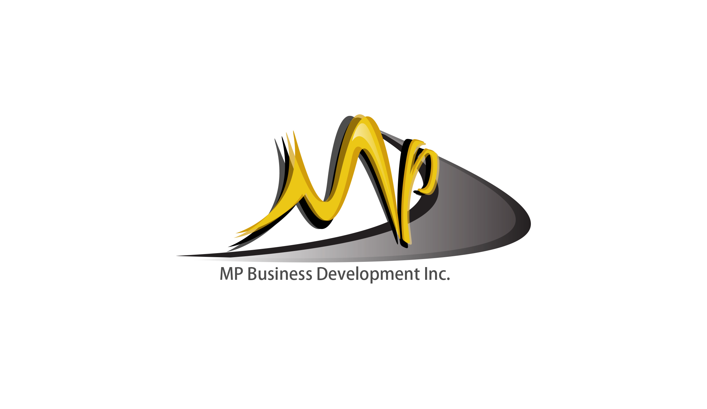 Logo Design by Leonard Anthony Alloso - Entry No. 212 in the Logo Design Contest MP Business Development Inc. Logo Design.