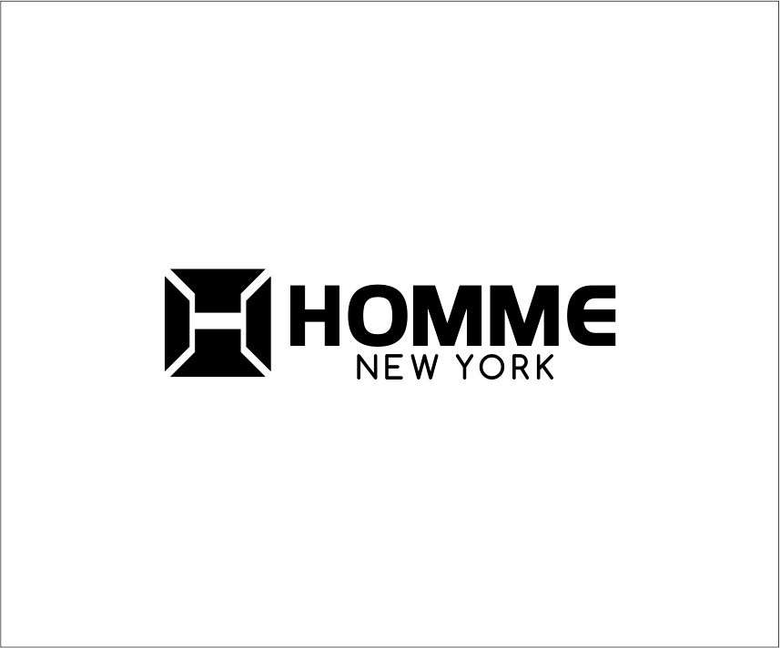 Logo Design by Armada Jamaluddin - Entry No. 39 in the Logo Design Contest Artistic Logo Design for HOMME | NEW YORK.