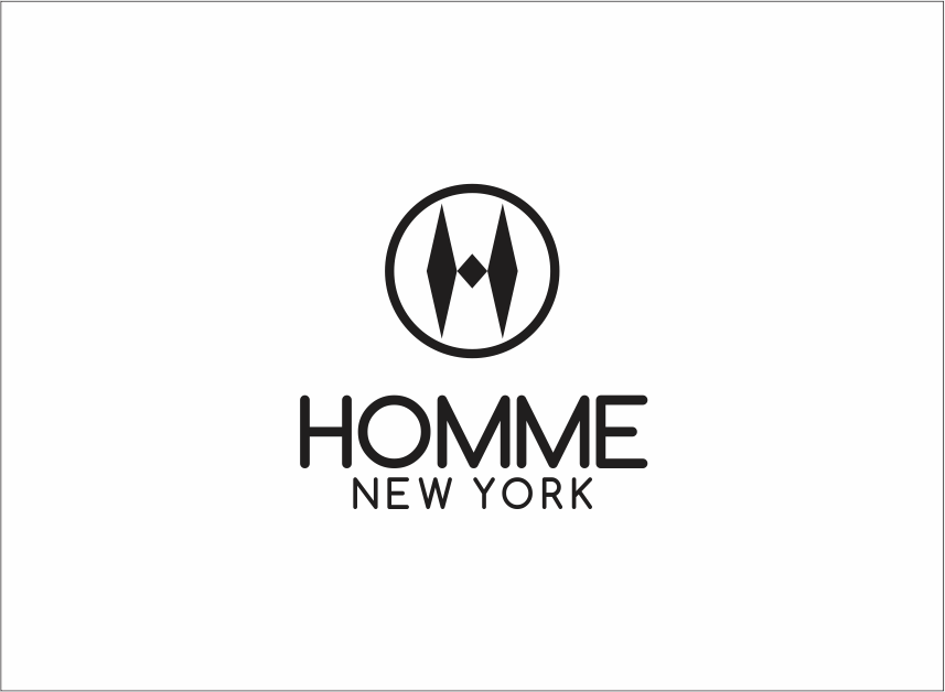 Logo Design by Armada Jamaluddin - Entry No. 40 in the Logo Design Contest Artistic Logo Design for HOMME | NEW YORK.