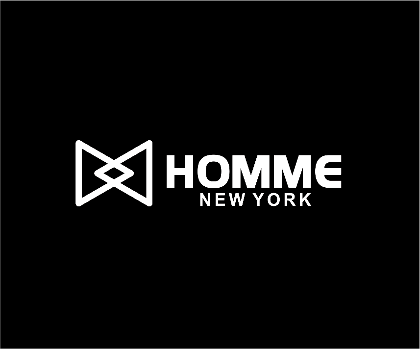 Logo Design by Armada Jamaluddin - Entry No. 41 in the Logo Design Contest Artistic Logo Design for HOMME | NEW YORK.