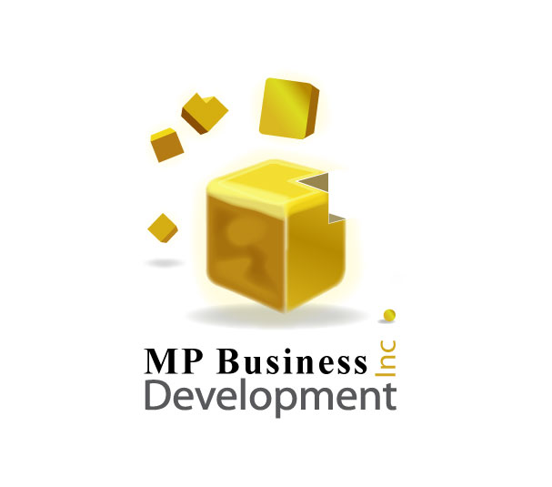 Logo Design by Nirmali Kaushalya - Entry No. 216 in the Logo Design Contest MP Business Development Inc. Logo Design.