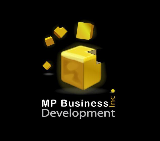 Logo Design by Nirmali Kaushalya - Entry No. 217 in the Logo Design Contest MP Business Development Inc. Logo Design.