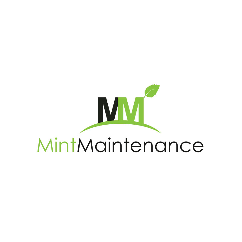 Logo Design by Private User - Entry No. 105 in the Logo Design Contest Creative Logo Design for Mint Maintenance.