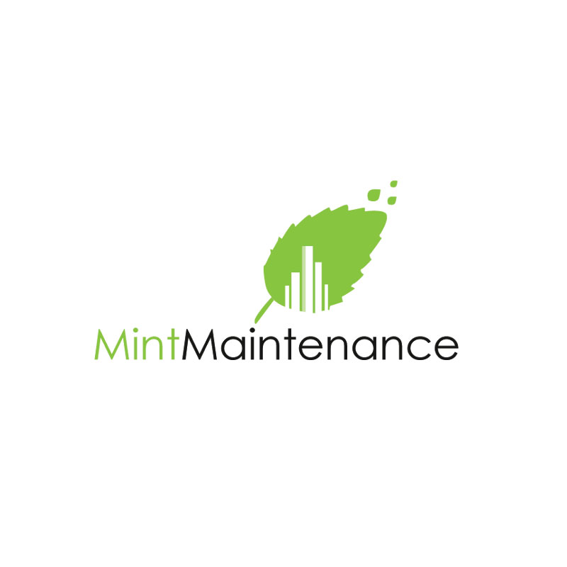 Logo Design by Private User - Entry No. 106 in the Logo Design Contest Creative Logo Design for Mint Maintenance.