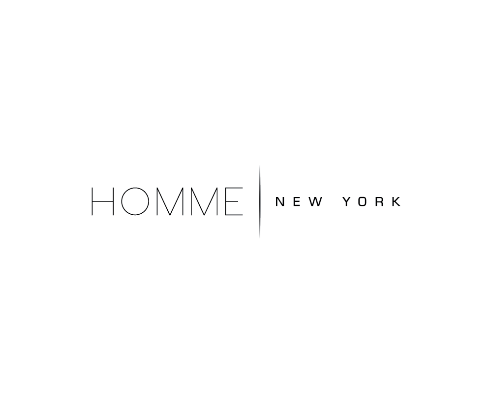 Logo Design by roc - Entry No. 48 in the Logo Design Contest Artistic Logo Design for HOMME | NEW YORK.
