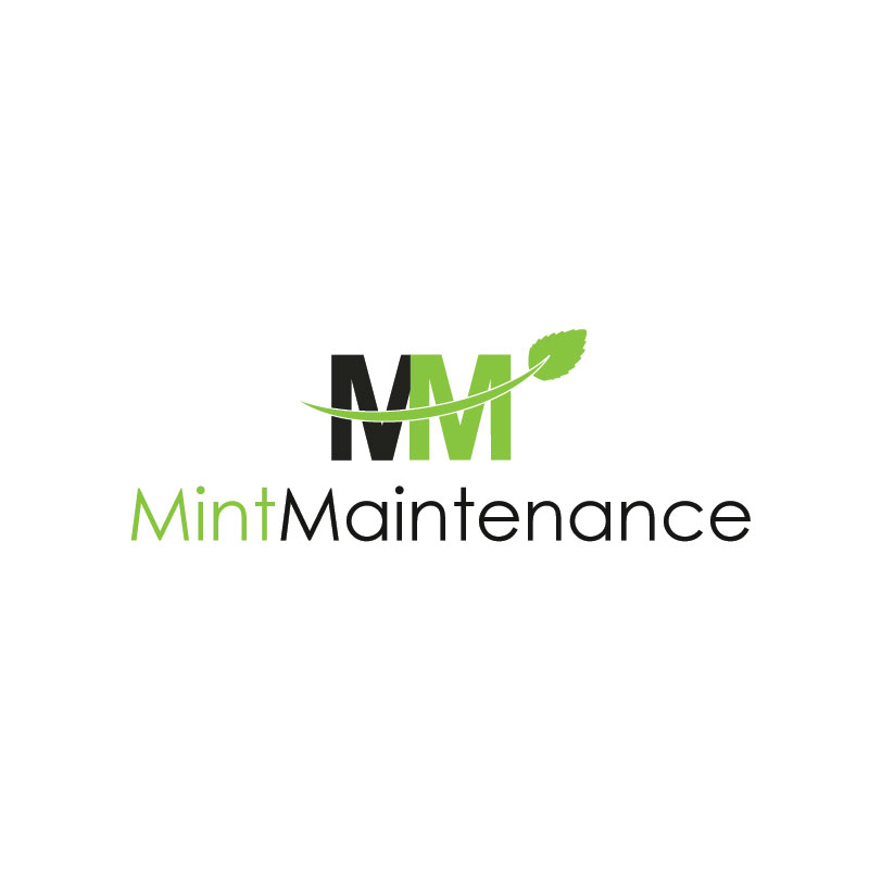 Logo Design by Private User - Entry No. 109 in the Logo Design Contest Creative Logo Design for Mint Maintenance.