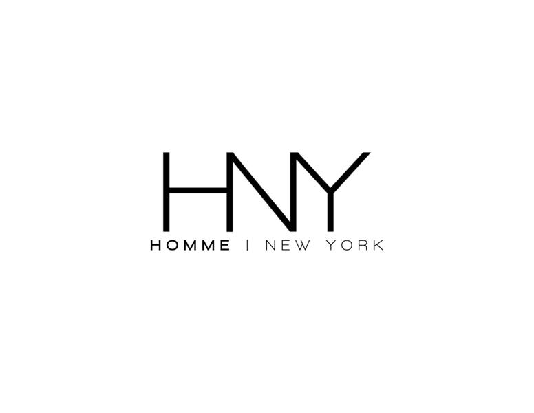 Logo Design by Juan_Kata - Entry No. 51 in the Logo Design Contest Artistic Logo Design for HOMME | NEW YORK.