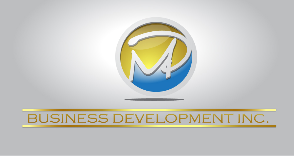 Logo Design by Amianan - Entry No. 225 in the Logo Design Contest MP Business Development Inc. Logo Design.