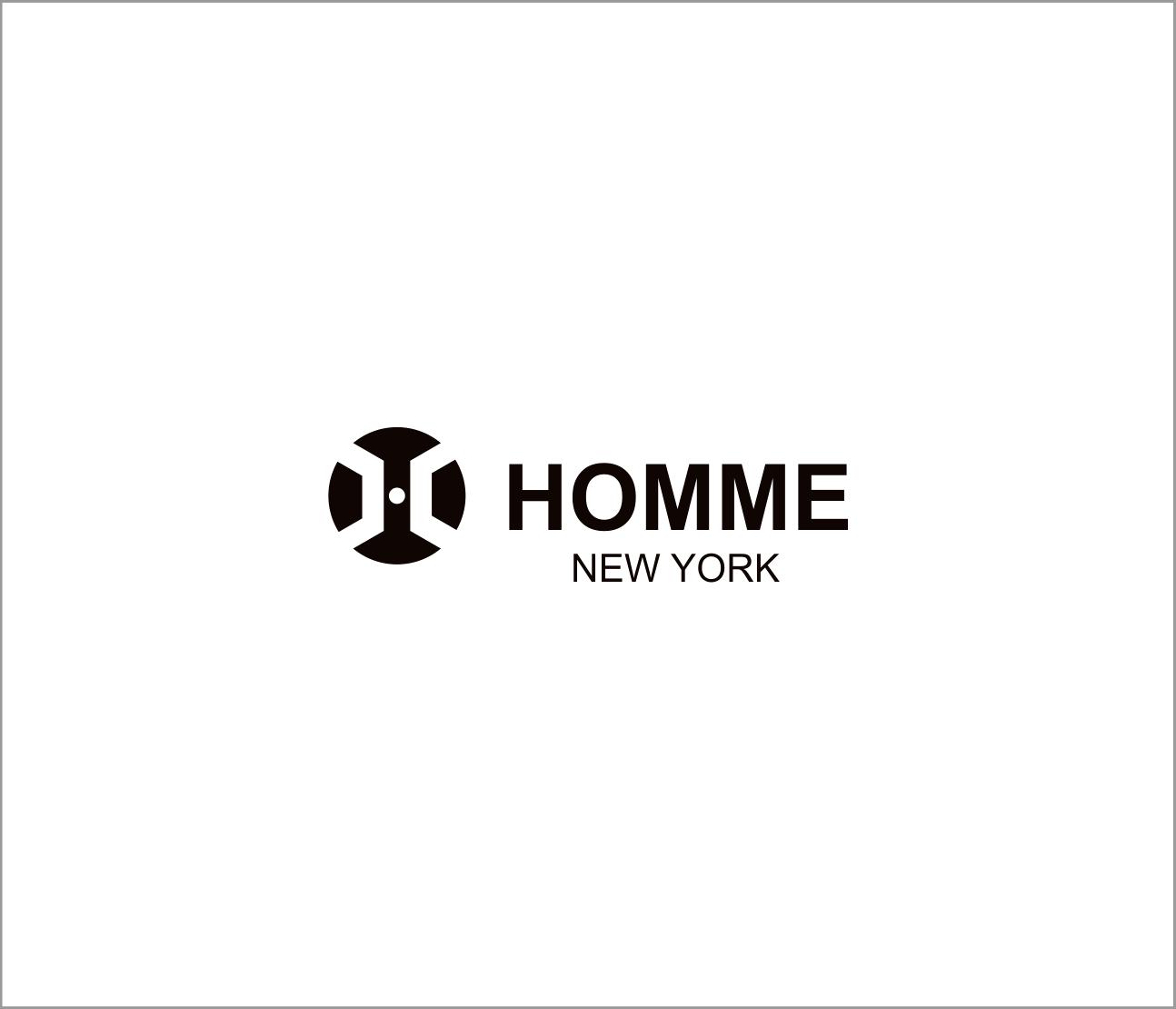 Logo Design by Armada Jamaluddin - Entry No. 52 in the Logo Design Contest Artistic Logo Design for HOMME | NEW YORK.