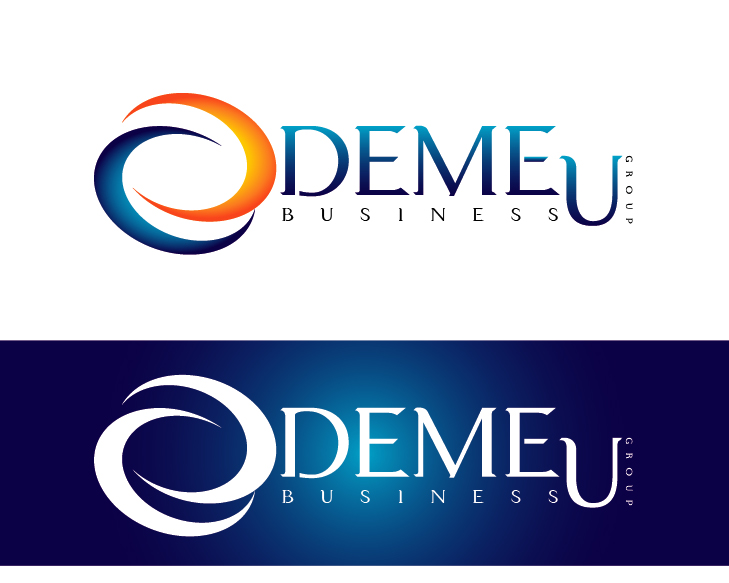 Logo Design by VENTSISLAV KOVACHEV - Entry No. 33 in the Logo Design Contest Captivating Logo Design for DEMEU Business Group.