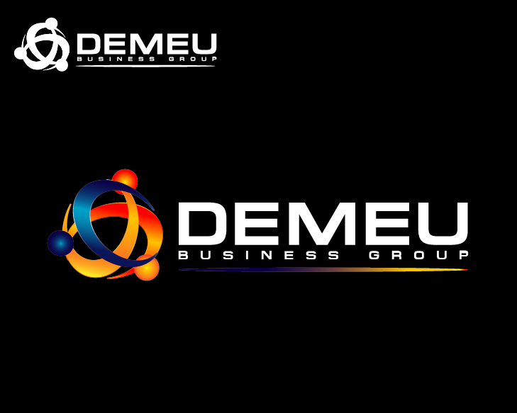 Logo Design by VENTSISLAV KOVACHEV - Entry No. 35 in the Logo Design Contest Captivating Logo Design for DEMEU Business Group.