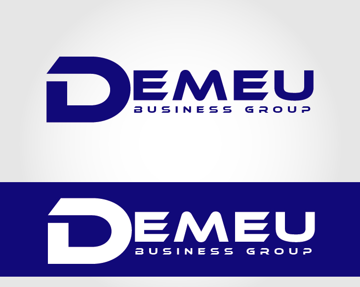 Logo Design by VENTSISLAV KOVACHEV - Entry No. 36 in the Logo Design Contest Captivating Logo Design for DEMEU Business Group.