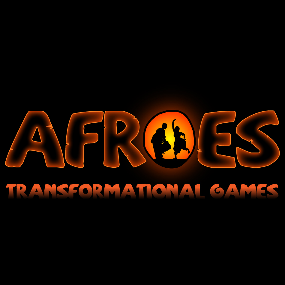 Logo Design by trav - Entry No. 58 in the Logo Design Contest Afroes Transformational Games.
