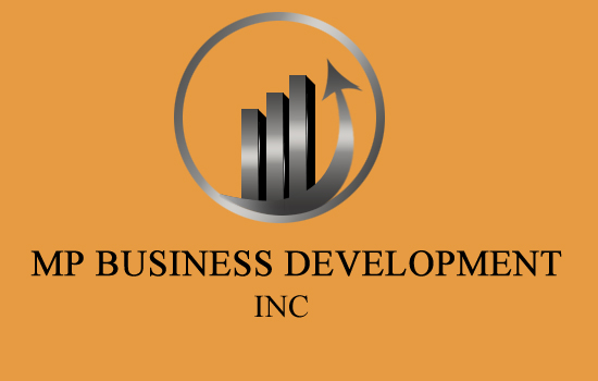 Logo Design by Crystal Desizns - Entry No. 227 in the Logo Design Contest MP Business Development Inc. Logo Design.