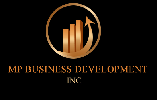 Logo Design by Crystal Desizns - Entry No. 228 in the Logo Design Contest MP Business Development Inc. Logo Design.