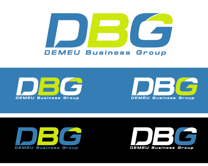 Logo Design by VENTSISLAV KOVACHEV - Entry No. 39 in the Logo Design Contest Captivating Logo Design for DEMEU Business Group.