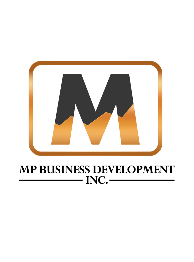 Logo Design by Robert Turla - Entry No. 229 in the Logo Design Contest MP Business Development Inc. Logo Design.