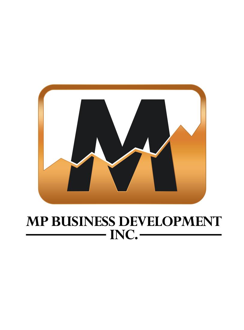 Logo Design by Robert Turla - Entry No. 230 in the Logo Design Contest MP Business Development Inc. Logo Design.