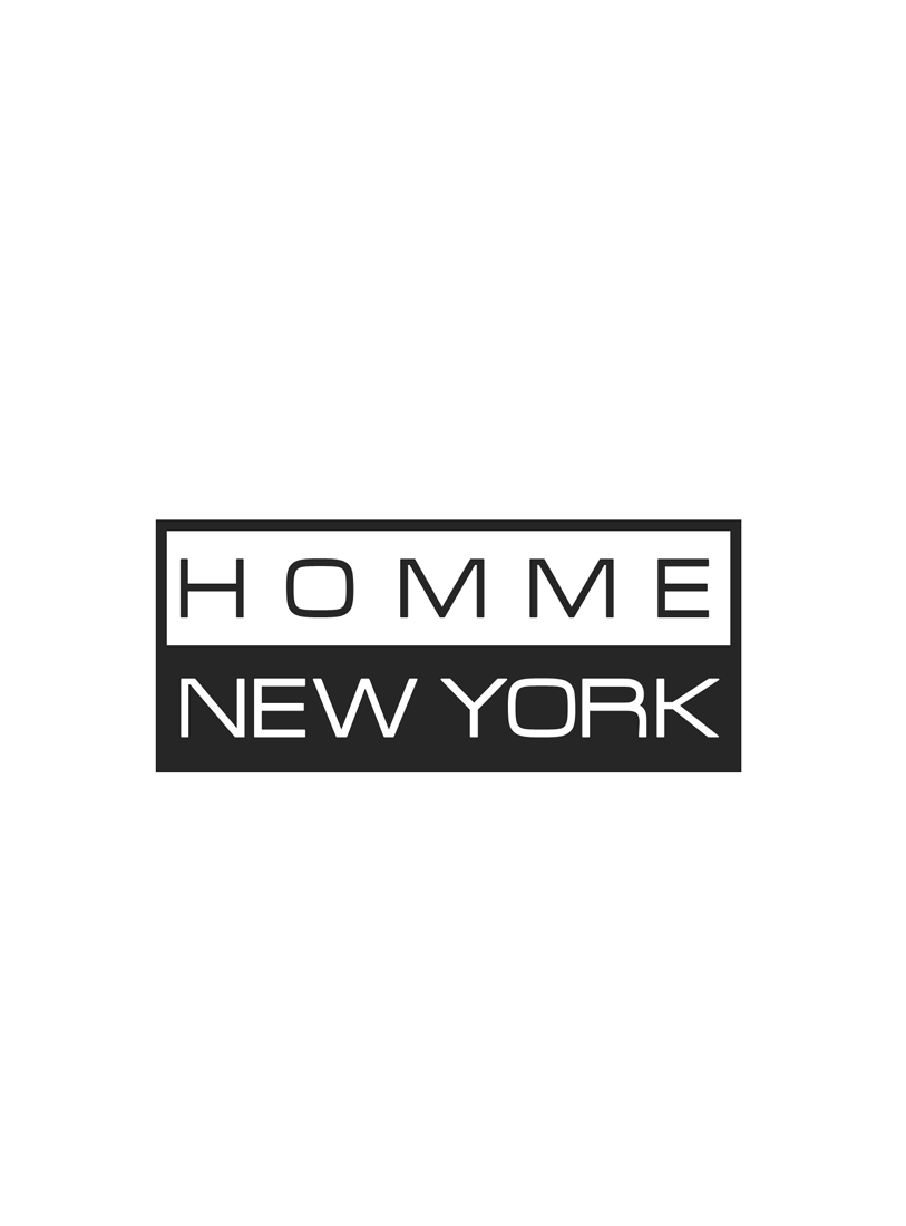 Logo Design by Robert Turla - Entry No. 54 in the Logo Design Contest Artistic Logo Design for HOMME | NEW YORK.