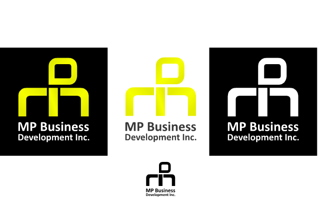 Logo Design by Ismail Adhi Wibowo - Entry No. 235 in the Logo Design Contest MP Business Development Inc. Logo Design.