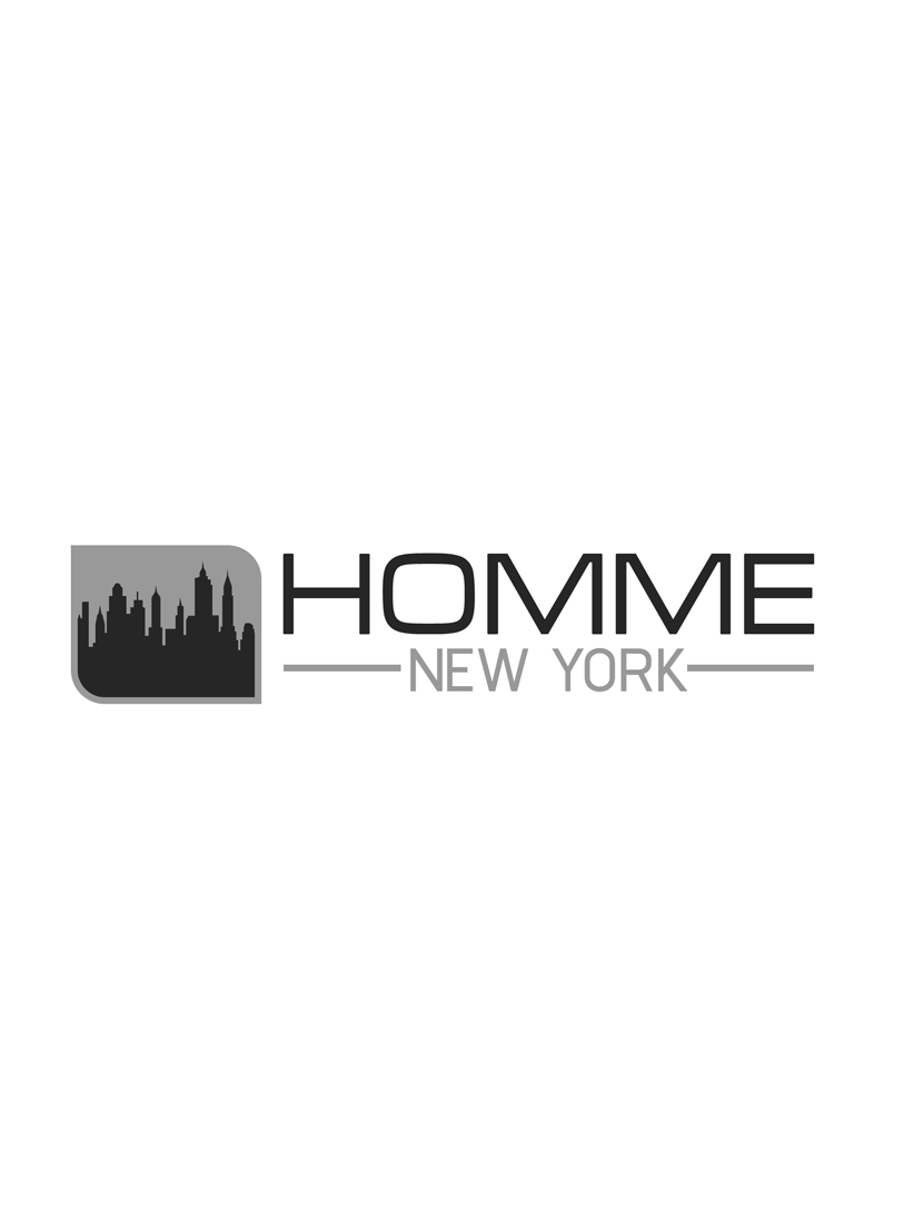 Logo Design by Private User - Entry No. 57 in the Logo Design Contest Artistic Logo Design for HOMME | NEW YORK.