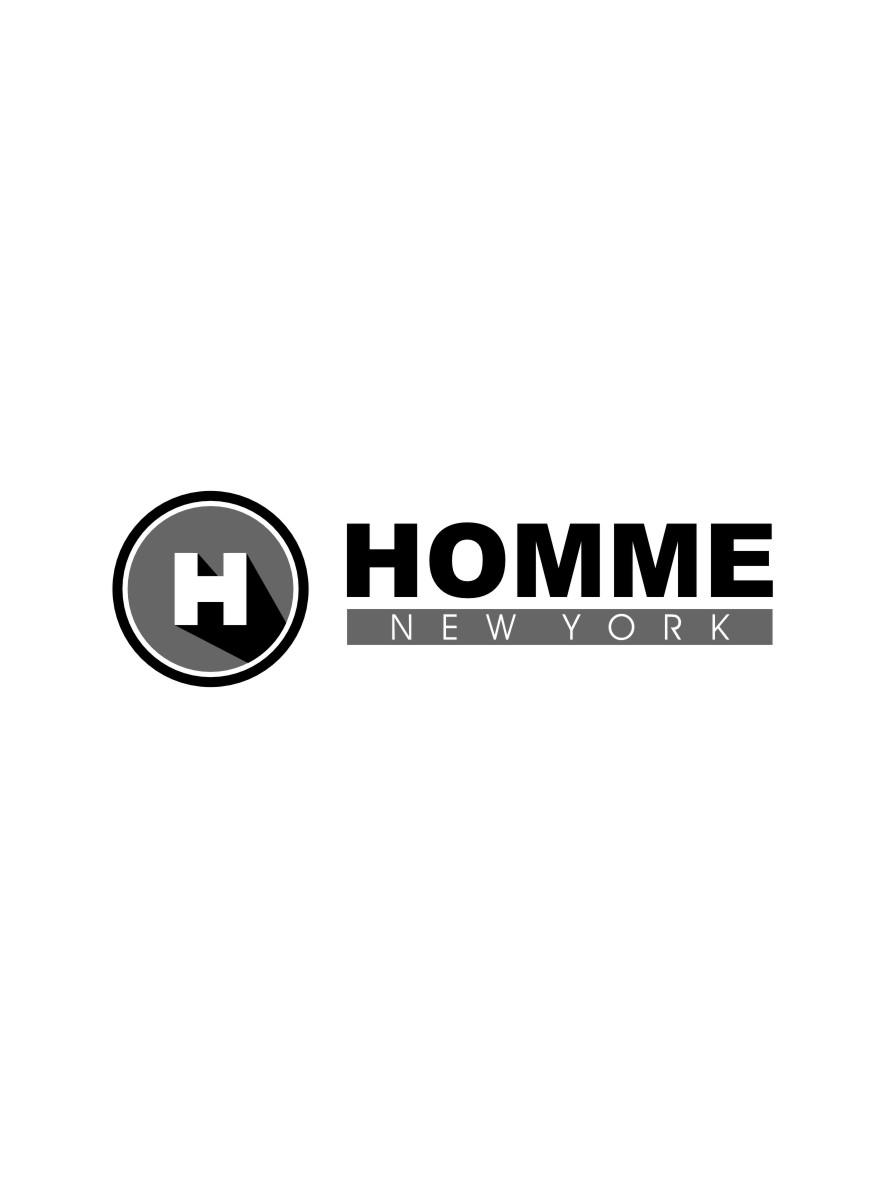 Logo Design by RasYa Muhammad Athaya - Entry No. 62 in the Logo Design Contest Artistic Logo Design for HOMME | NEW YORK.