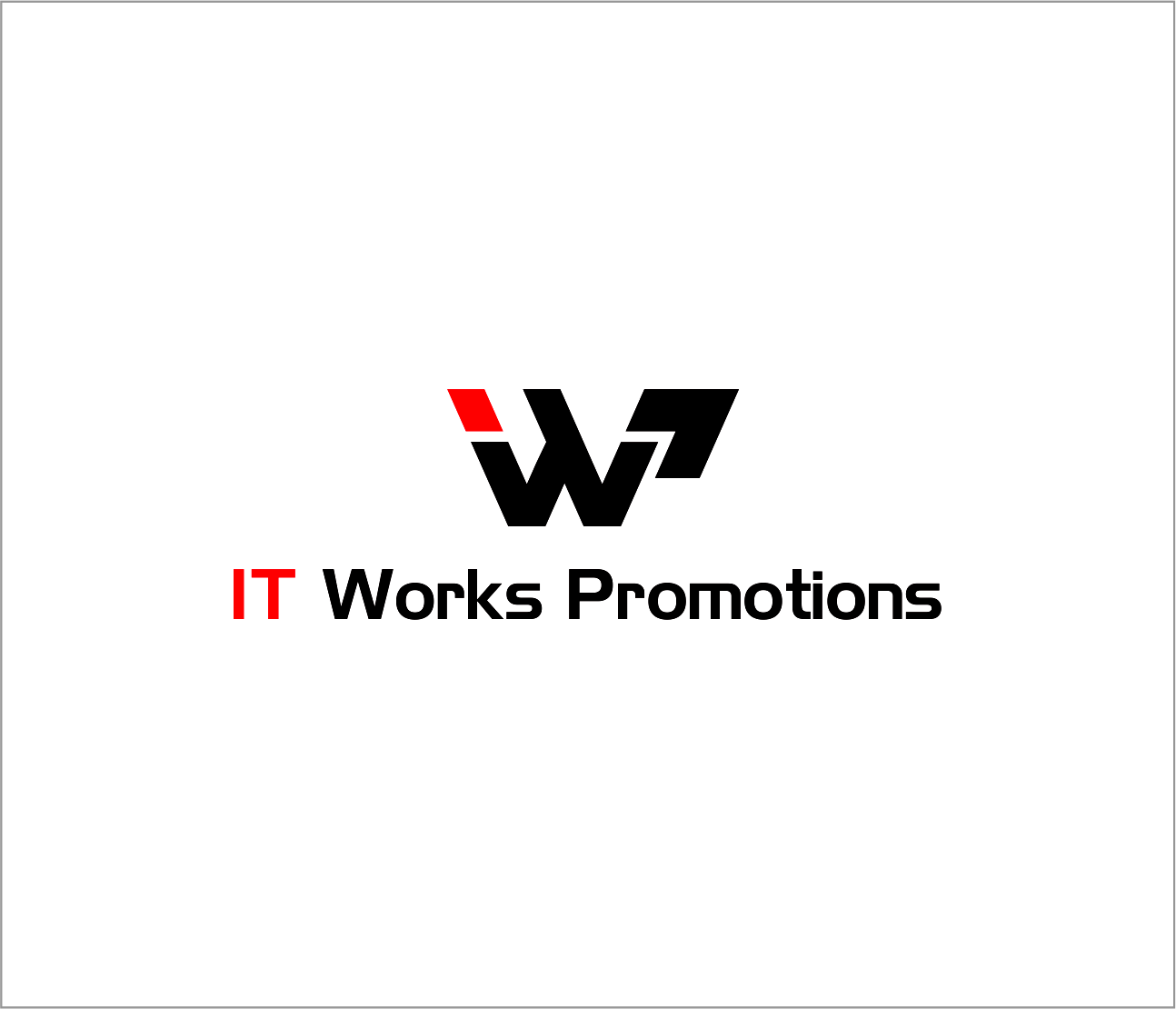 Logo Design by Armada Jamaluddin - Entry No. 13 in the Logo Design Contest Creative Logo Design for It Works Promotions.