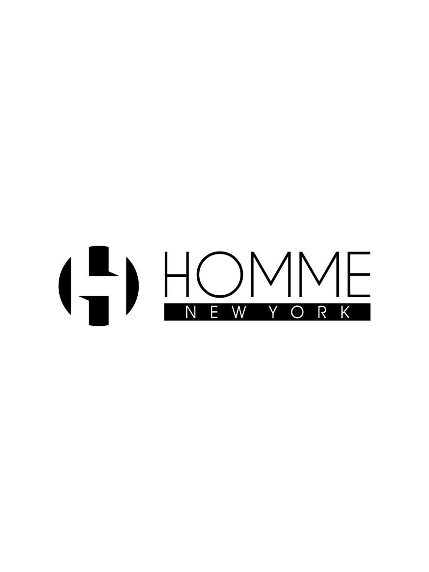 Logo Design by Ngepet_art - Entry No. 63 in the Logo Design Contest Artistic Logo Design for HOMME | NEW YORK.