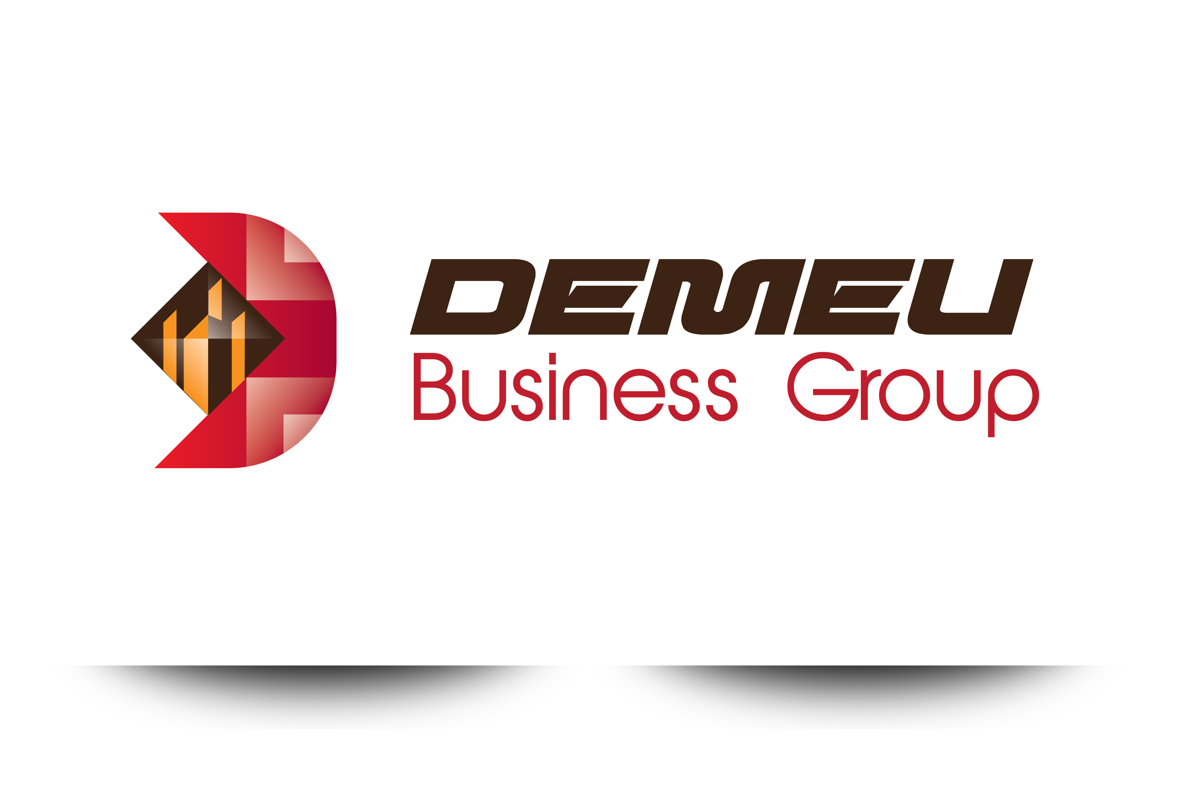 Logo Design by demang - Entry No. 42 in the Logo Design Contest Captivating Logo Design for DEMEU Business Group.