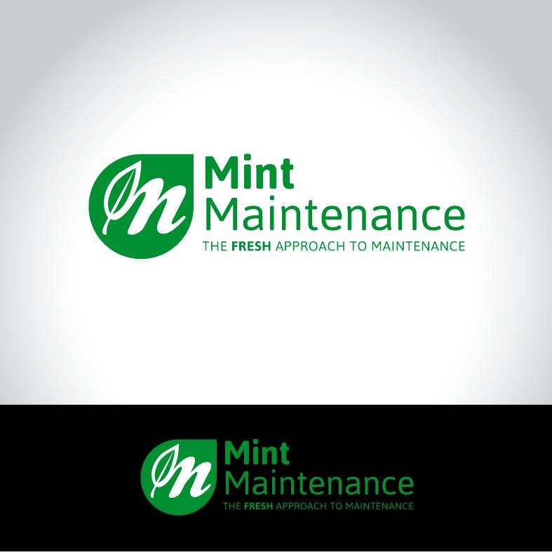 Logo Design by luna - Entry No. 125 in the Logo Design Contest Creative Logo Design for Mint Maintenance.