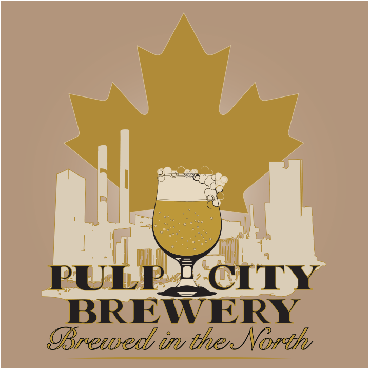 Logo Design by blazineagle - Entry No. 7 in the Logo Design Contest Artistic Logo Design for Pulp City Brewery.