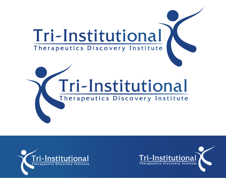 Logo Design by VENTSISLAV KOVACHEV - Entry No. 31 in the Logo Design Contest Inspiring Logo Design for Tri-Institutional Therapeutics Discovery Institute.