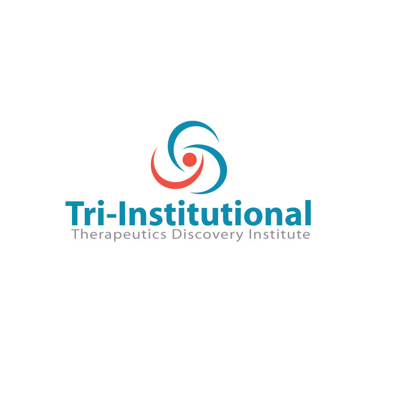 Logo Design by Private User - Entry No. 33 in the Logo Design Contest Inspiring Logo Design for Tri-Institutional Therapeutics Discovery Institute.