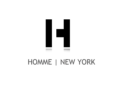 Logo Design by Crystal Desizns - Entry No. 76 in the Logo Design Contest Artistic Logo Design for HOMME | NEW YORK.