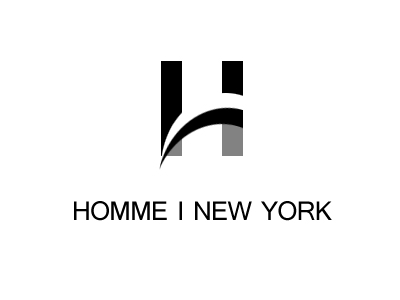 Logo Design by Crystal Desizns - Entry No. 77 in the Logo Design Contest Artistic Logo Design for HOMME | NEW YORK.