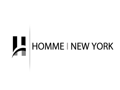 Logo Design by Crystal Desizns - Entry No. 78 in the Logo Design Contest Artistic Logo Design for HOMME | NEW YORK.
