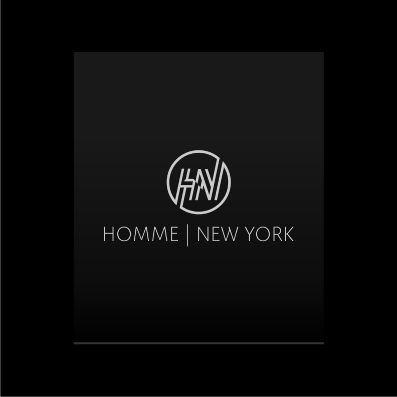 Logo Design by Muhammad Nasrul chasib - Entry No. 79 in the Logo Design Contest Artistic Logo Design for HOMME | NEW YORK.