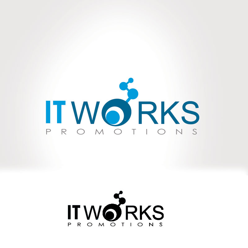 Logo Design by Private User - Entry No. 17 in the Logo Design Contest Creative Logo Design for It Works Promotions.