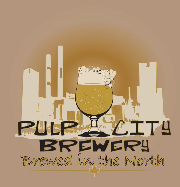 Logo Design by blazineagle - Entry No. 12 in the Logo Design Contest Artistic Logo Design for Pulp City Brewery.