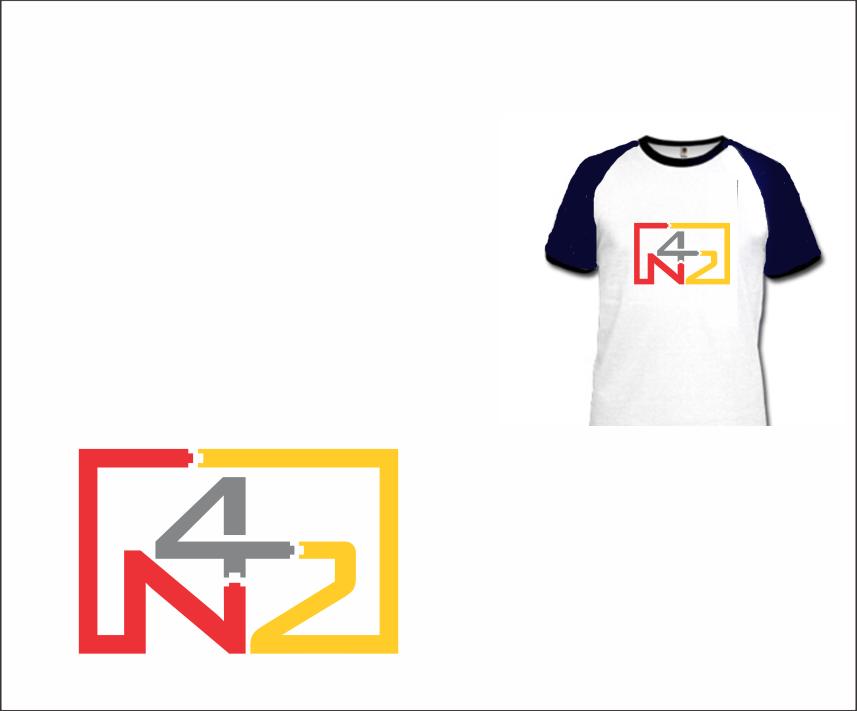 Logo Design by Armada Jamaluddin - Entry No. 139 in the Logo Design Contest Artistic Logo Design for Number 42.