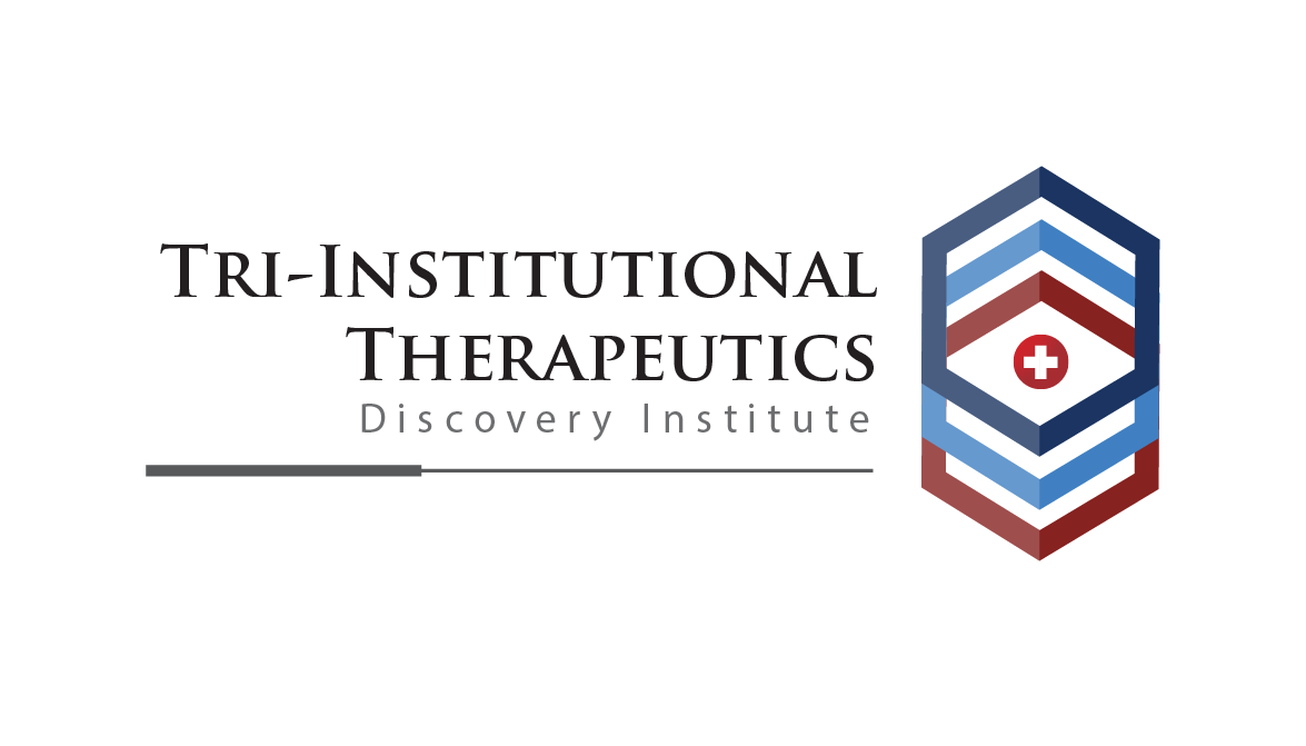 Logo Design by Omole Oluseyi - Entry No. 34 in the Logo Design Contest Inspiring Logo Design for Tri-Institutional Therapeutics Discovery Institute.