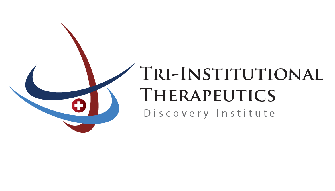 Logo Design by Omole Oluseyi - Entry No. 35 in the Logo Design Contest Inspiring Logo Design for Tri-Institutional Therapeutics Discovery Institute.