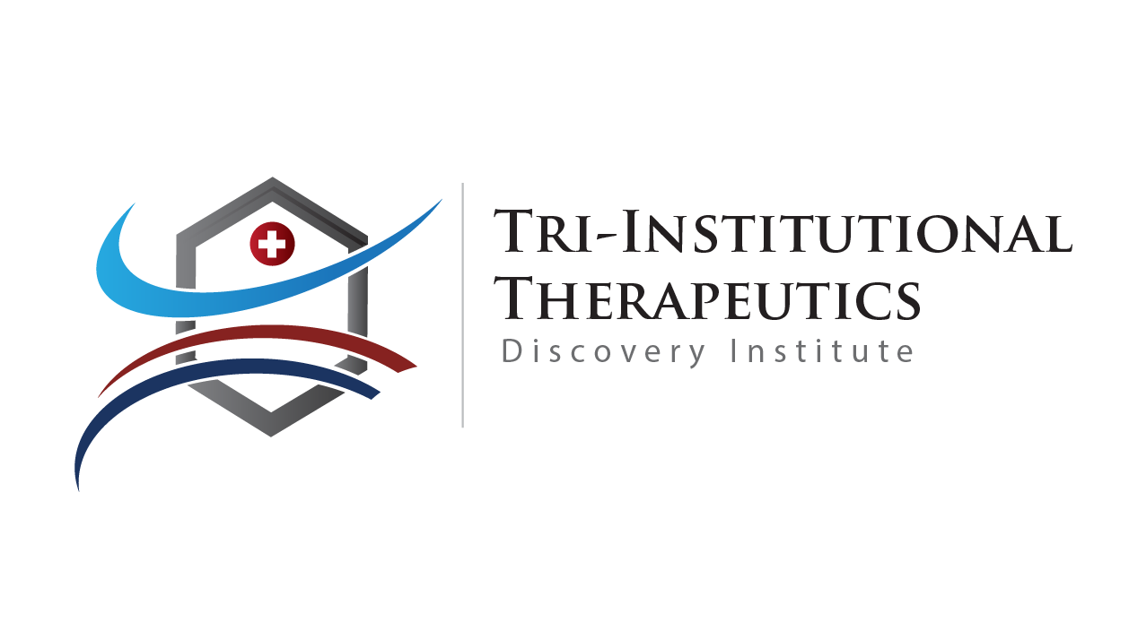 Logo Design by Omole Oluseyi - Entry No. 36 in the Logo Design Contest Inspiring Logo Design for Tri-Institutional Therapeutics Discovery Institute.